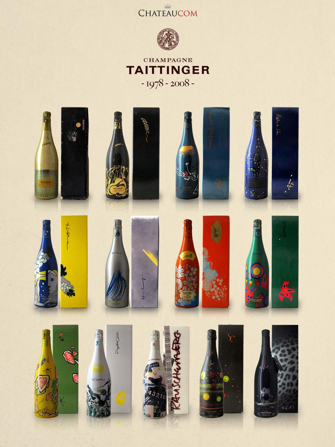 Collection Taittinger 1978-2008