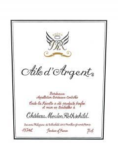 Aile d'Argent 2017 Original wooden case of 12 bottles (12x75cl)