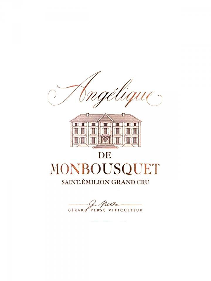 Angélique de Monbousquet 2014 6 bottles (6x75cl)