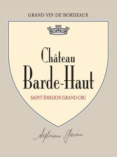 Château Barde-Haut 2016 Original wooden case of 6 bottles (6x75cl)