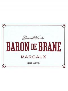 Baron de Brane 2011 Original wooden case of 12 bottles (12x75cl)