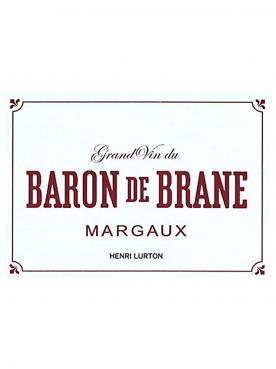 Baron de Brane 2018 Original wooden case of 12 bottles (12x75cl)