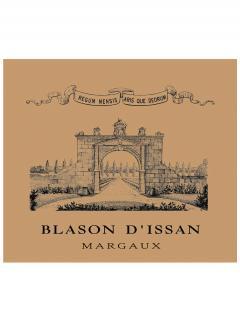 Blason d'Issan 2014 Original wooden case of 6 bottles (6x75cl)