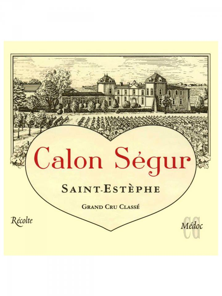 Château Calon-Ségur 1988 Bottle (75cl)