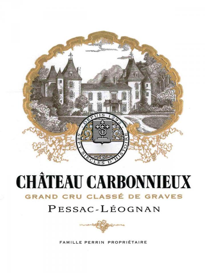 Château Carbonnieux 2001 Original wooden case of 12 bottles (12x75cl)