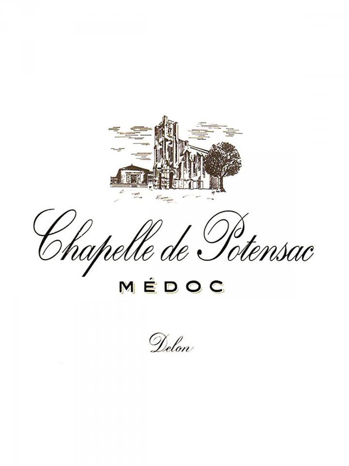 Chapelle de Potensac 2017 6 bottles (6x75cl)