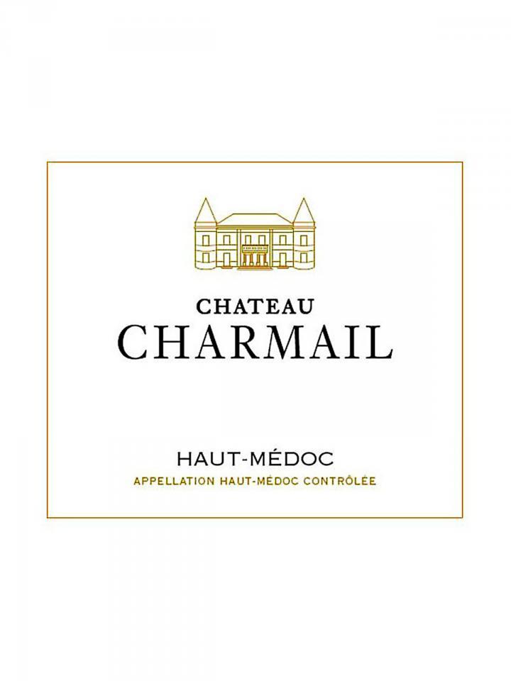 Château Charmail 2013 Original wooden case of 6 bottles (6x75cl)