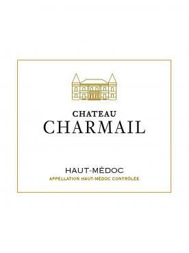 Château Charmail 2016 Original wooden case of 12 bottles (12x75cl)