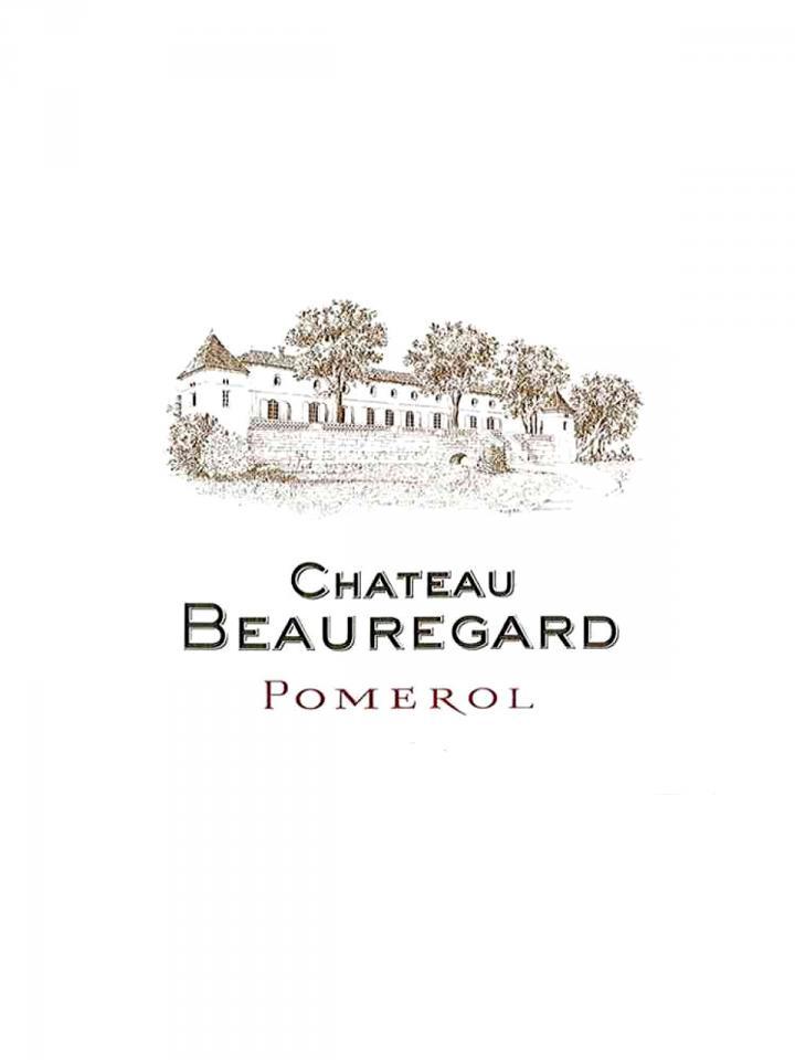 Château Beauregard 2009 Original wooden case of 12 bottles (12x75cl)