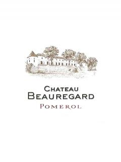Château Beauregard 2014 Original wooden case of 12 bottles (12x75cl)