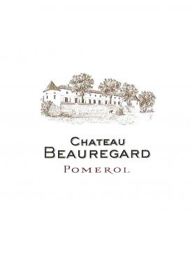 Château Beauregard 2018 Original wooden case of 12 bottles (12x75cl)
