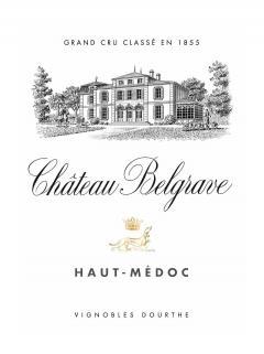 Château Belgrave 2013 Original wooden case of 6 bottles (6x75cl)