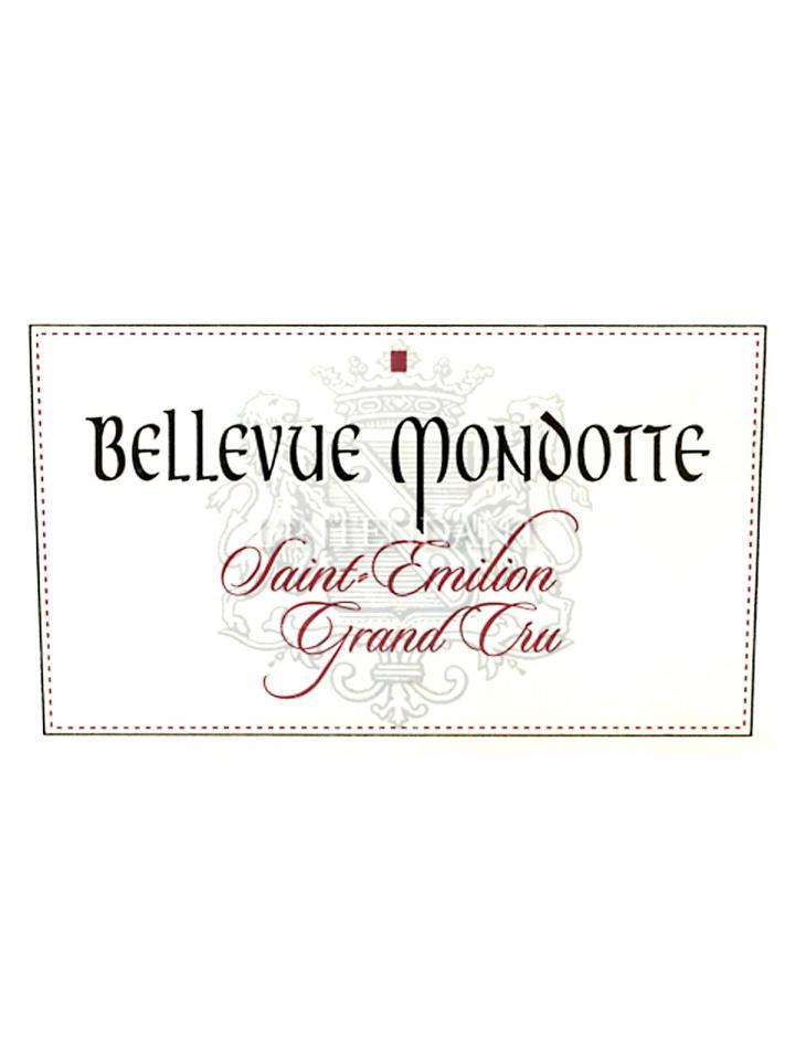 Château Bellevue-Mondotte 2008 Original wooden case of 12 bottles (12x75cl)