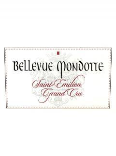 Château Bellevue-Mondotte 2010 Original wooden case of 6 bottles (6x75cl)