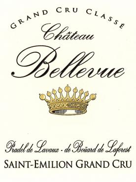 Château Bellevue (Saint-Emilion) 2000 Double magnum (300cl)