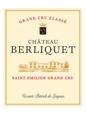 Château Berliquet 2016 Bottle (75cl)