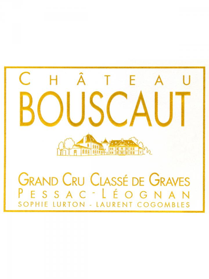 Château Bouscaut 2016 Original wooden case of 6 bottles (6x75cl)