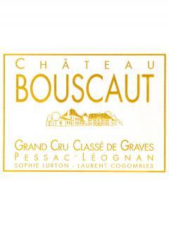 Château Bouscaut 1962 Bottle (75cl)
