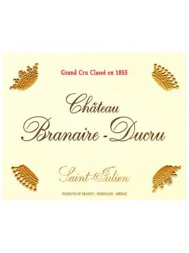 Château Branaire-Ducru 2014 Original wooden case of 6 bottles (6x75cl)