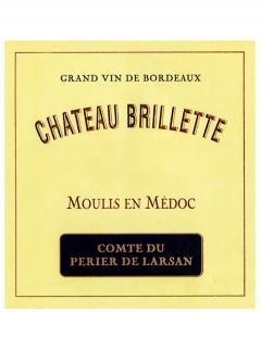 Château Brillette 1997 Original wooden case of 6 bottles (6x75cl)