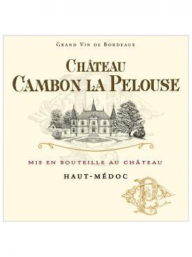 Château Cambon La Pelouse 2016 Original wooden case of 12 bottles (12x75cl)
