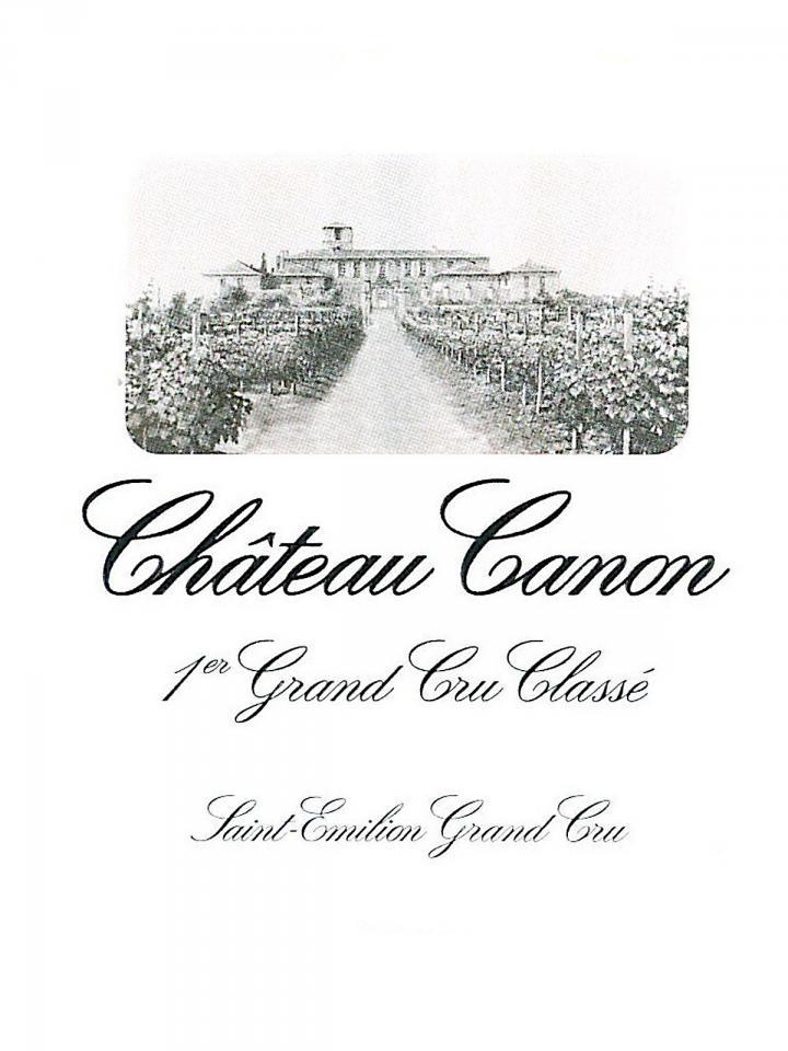 Château Canon 1964 Bottle (75cl)