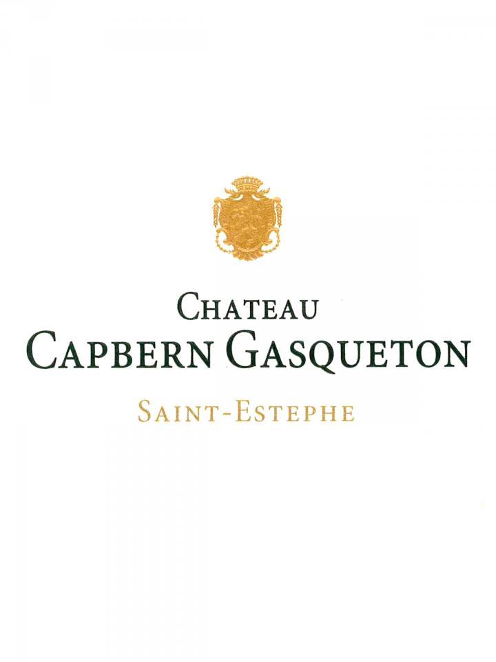 Château Capbern-Gasqueton 2011 Original wooden case of 12 bottles (12x75cl)