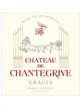 Château Chantegrive 1992 Original wooden case of 12 bottles (12x75cl)