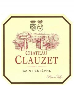 Château Clauzet 2017 Original wooden case of 12 bottles (12x75cl)