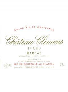 Château Climens 2009 Original wooden case of 12 bottles (12x75cl)