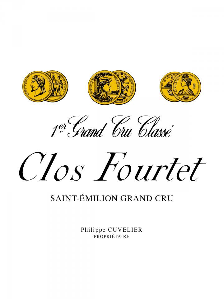 Clos Fourtet  1982 Bottle (75cl)