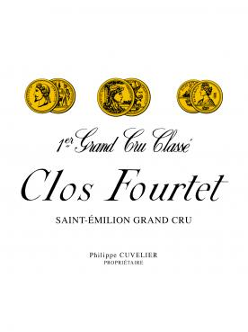 Clos Fourtet  2012 Bottle (75cl)