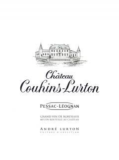 Château Couhins-Lurton 1997 Original wooden case of 12 bottles (12x75cl)