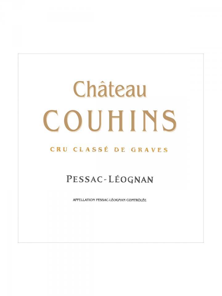 Château Couhins 2016 Original wooden case of 6 bottles (6x75cl)