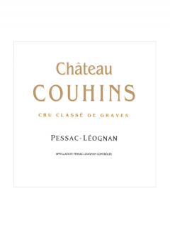 Château Couhins 2017 Original wooden case of 12 bottles (12x75cl)