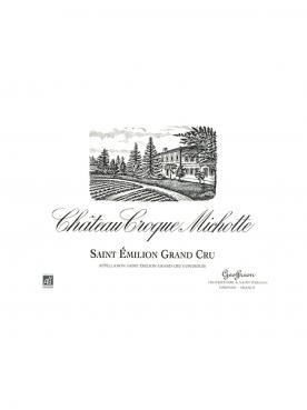 Château Croque Michotte 1950 Bottle (75cl)