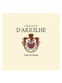 Château d'Aiguilhe 2017 Original wooden case of 12 bottles (12x75cl)