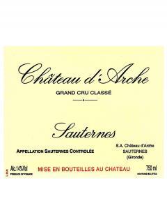 Château d'Arche 1946 Bottle (75cl)