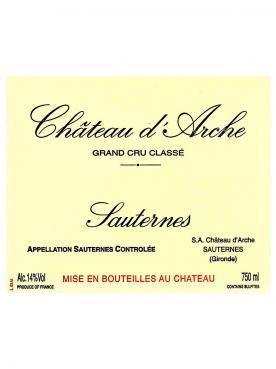 Château d'Arche 1953 Bottle (75cl)
