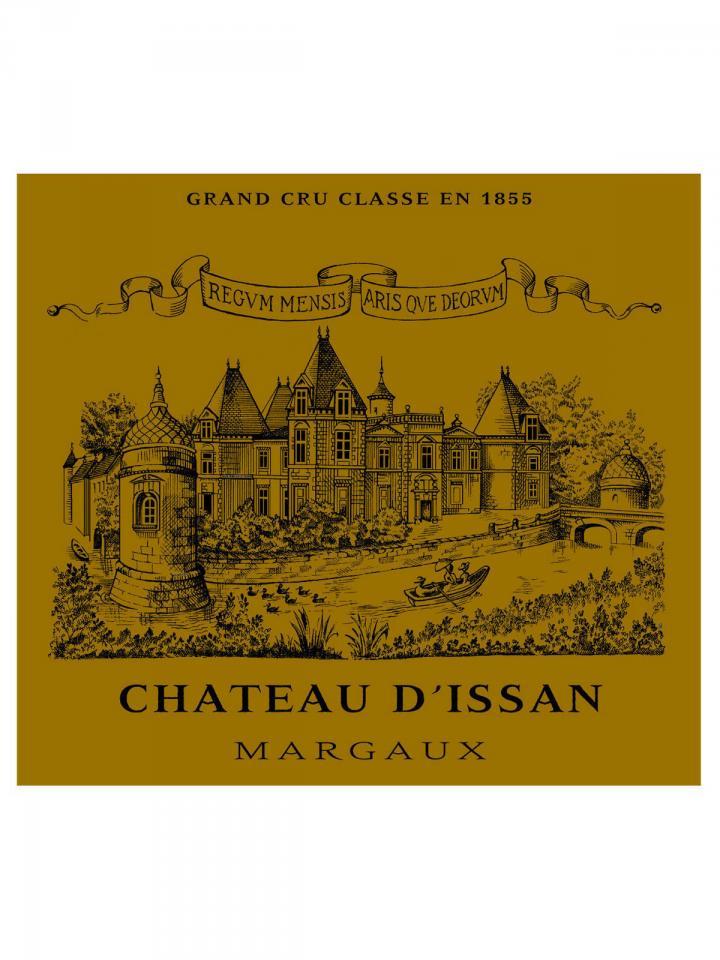 Château d'Issan 2016 Original wooden case of 6 bottles (6x75cl)