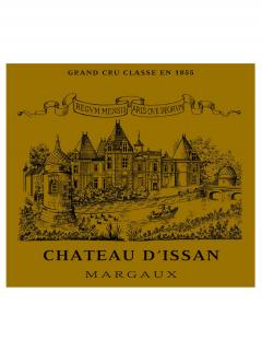 Château d'Issan 2014 Original wooden case of 3 magnums (3x150cl)