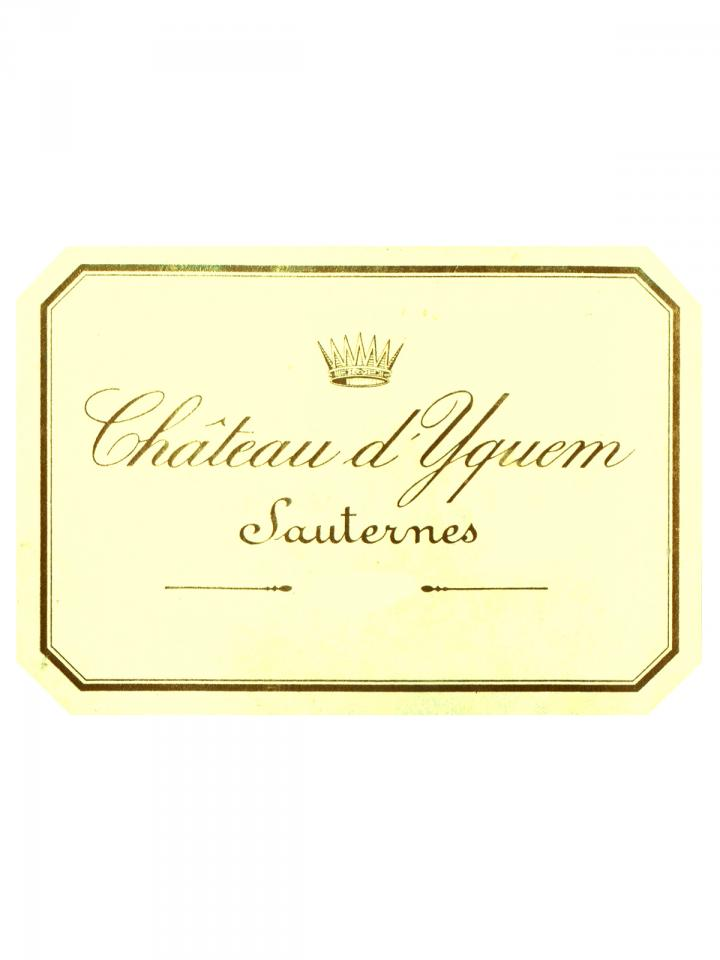 Château d'Yquem 2011 Original wooden case of 6 bottles (6x75cl)