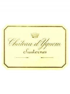 Château d'Yquem 2005 Original wooden case of 12 bottles (12x75cl)