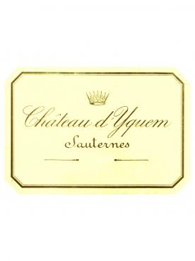 Château d'Yquem 1940 Original wooden case of 1 bottle (1x75cl)