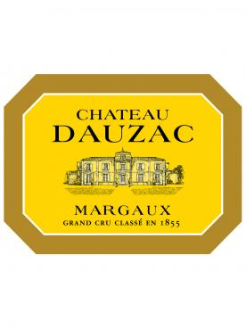 Château Dauzac 2012 Original wooden case of 6 bottles (6x75cl)