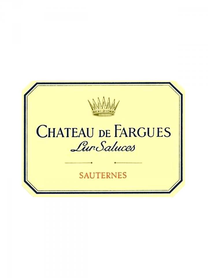 Château de Fargues 1962 Bottle (75cl)