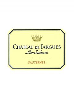 Château de Fargues 2007 Original wooden case of 12 bottles (12x75cl)