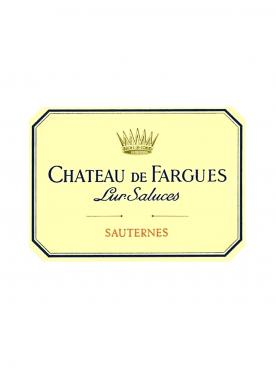 Château de Fargues 2008 Original wooden case of one double magnum (1x300cl)