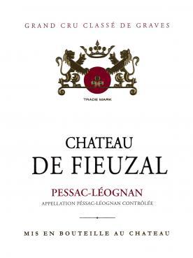 Château de Fieuzal 1967 Bottle (75cl)