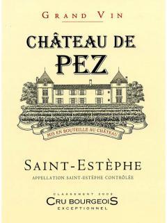 Château de Pez 1973 Bottle (75cl)